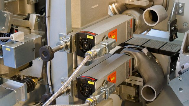 High performance cutter unit for edge thickness up to 15 mm