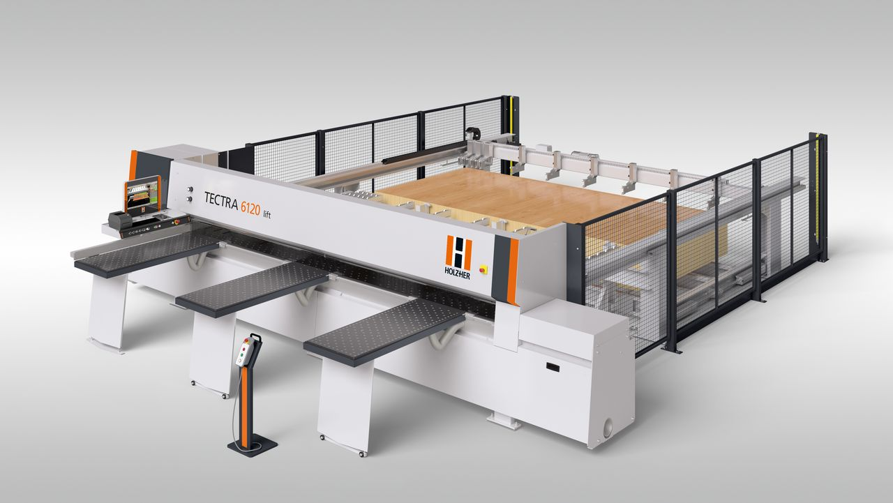HOLZ-HER TECTRA 6120 lift