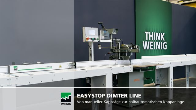 EasyStop Positioniersystem Video in Vimeo