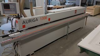 Good experience with HOLZ-HER CNC machine PROMASTER 7125 and edge banding machine Auriga 1308