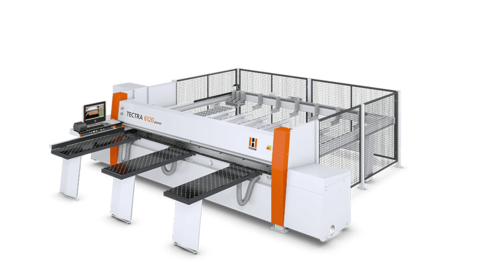 HOLZHER beam saw/panel saw TECTRA series - your strong partner for the optimal cut in wood and panels