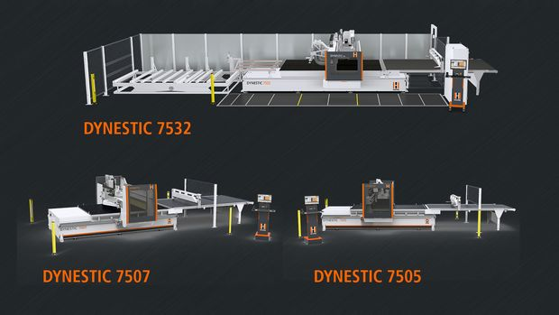 The new DYNESTIC models from HOLZ-HER