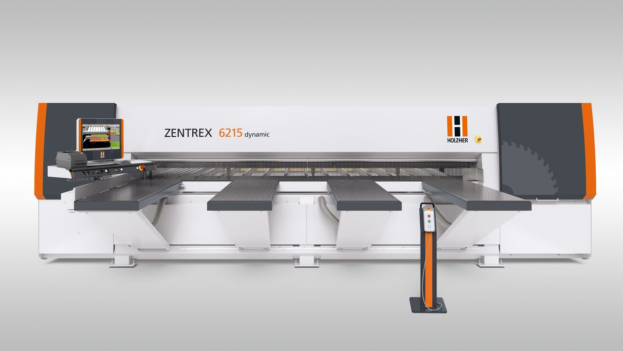HOLZ-HER ZENTREX 6215 dynamic