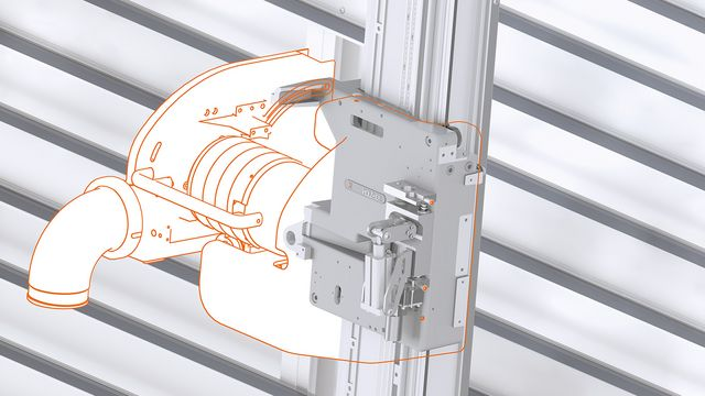 Wall saw - HOLZHER manual operation - optimum performance